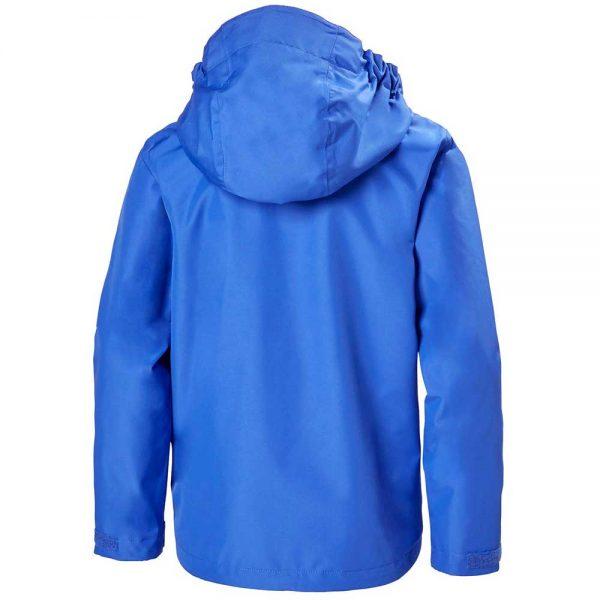 Helly Hansen Junior Seven Jacket Royal Blue