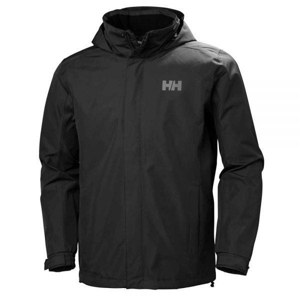 Helly Hansen Mens Dubliner Jacket Black