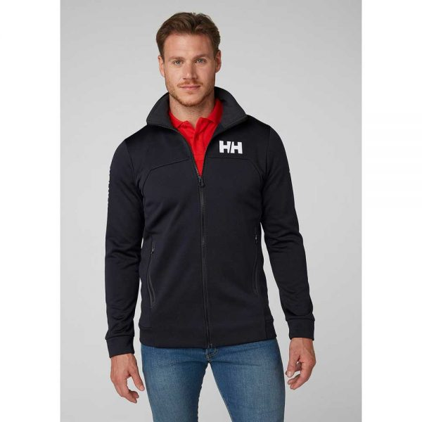 Helly Hansen Mens HP Fleece Jacket Navy