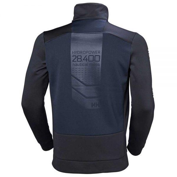 Helly Hansen Mens HP Fleece Jacket Navy