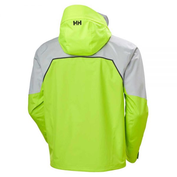 Helly Hansen Mens HP Foil Light Jacket Azid Lime