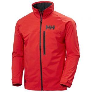 Helly Hansen Mens HP Racing Jacket Alert Red