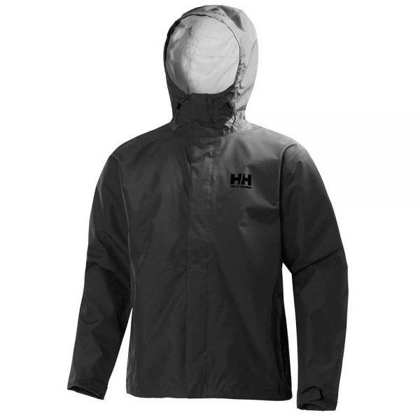 Helly Hansen Mens Seven J Jacket Ebony