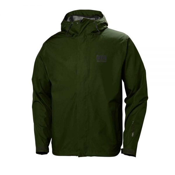 Helly Hansen Mens Seven J Jacket Forest Night