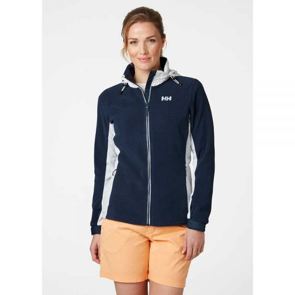 Helly Hansen Women Coastal Fleece Navy