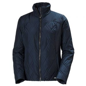 Helly Hansen Women Crew Insulator Jacket Navy