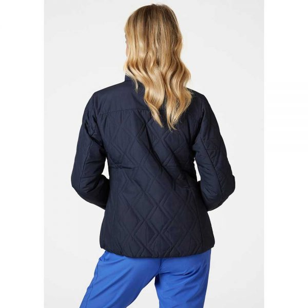 Helly Hansen Women Crew Insulator Jacket Navy