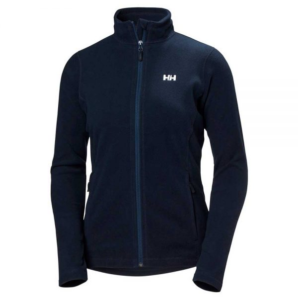 Helly Hansen Women Daybreaker Fleece Jacket Navy