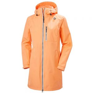 Helly Hansen Women Long Belfast Jacket Melon
