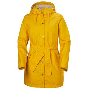 Helly Hansen Women Lyness II Coat Essential Yellow