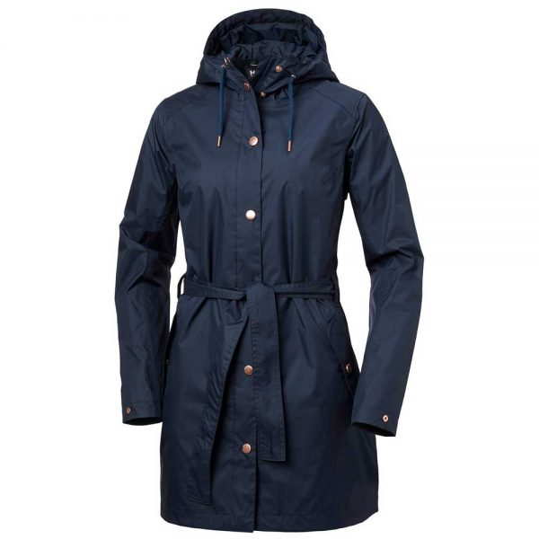 Helly Hansen Women Lyness II Coat Navy