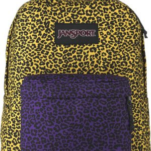 JANSPORT BLACK LABEL SUPERBREAK BACKPACK - 25L Yellow Leopard Life