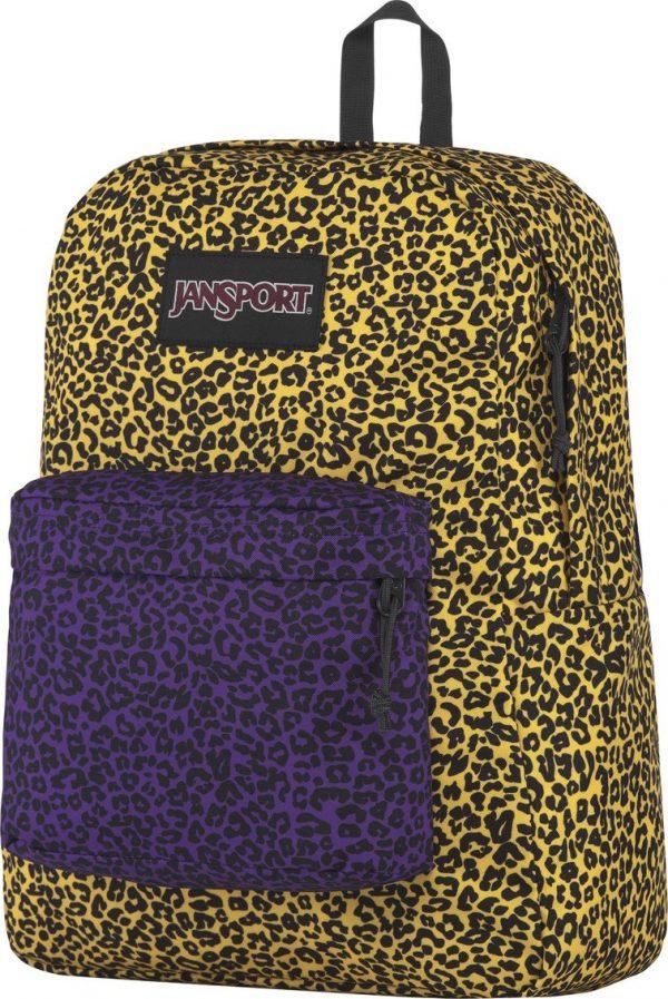 JANSPORT BLACK LABEL SUPERBREAK BACKPACK - 25L Yellow Leopard Life