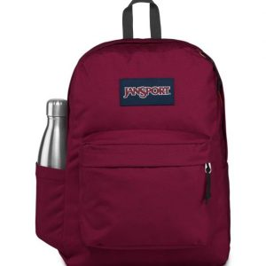 Jansport Superbreak Backpack Russet Red