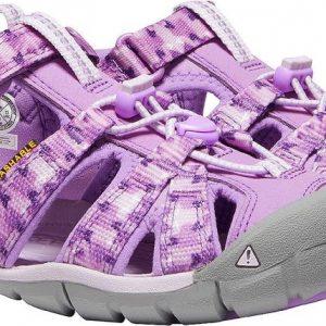 Keen Seacamp II CNX Violet:Lavender - BIg Kids Sandal