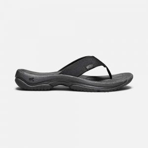 Keens Men Kona Flip Black