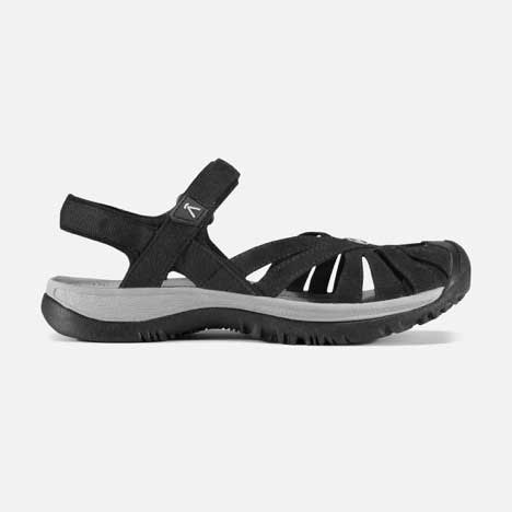 Keens Women Rose Sandal Black