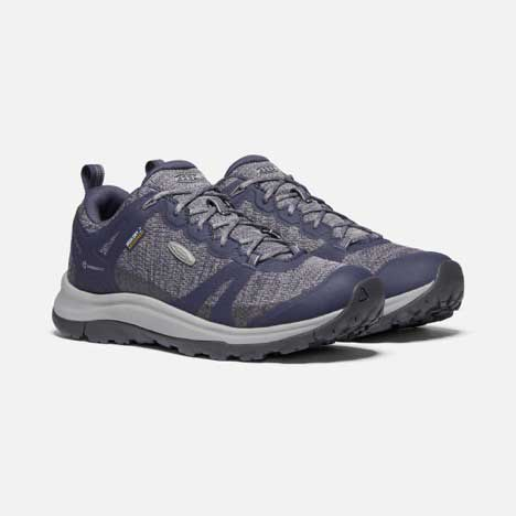 Keens Women Terradora Waterproof Shark Lavender