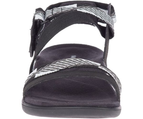 Merrell District Mendi Backstrap Womens Black.