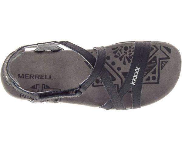 Merrell Sandspur Rose Leather Sandal Womens.
