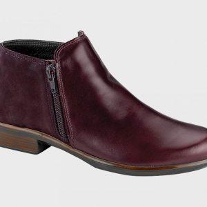 Naot Aura Helm Violet Nuback Leather