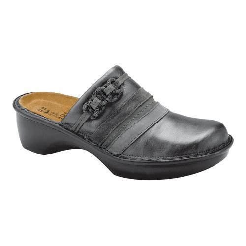 Naot Belize Grey Suede Women's