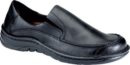 Naot Jasper Black Matte Leather Men's