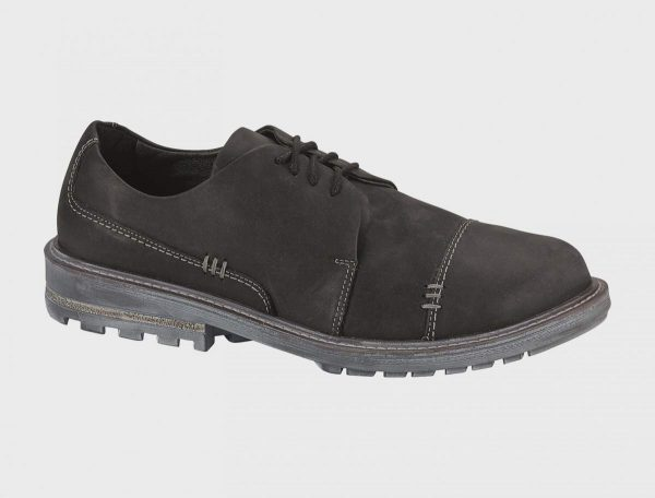 Naot Serengeti Simiyu Oily Coal Nuback Men's