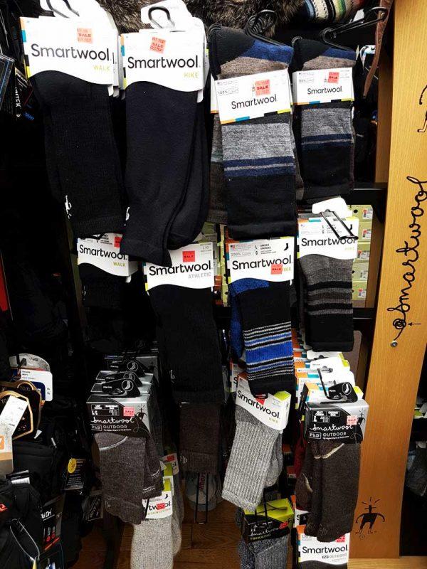 Smart Wool Men's socks