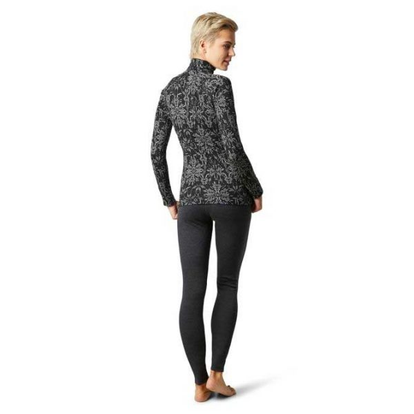 Smart Wool Women's jacket with quarter zip