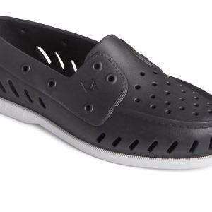 Sperry Authentic Original Float Boat Shoe Men's Black