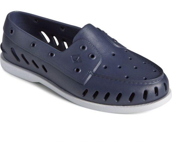 Sperry Authentic Original Float Boat Shoe Navy Men's