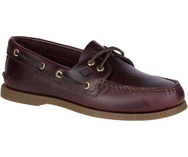 Sperry Mens AO Amaretto