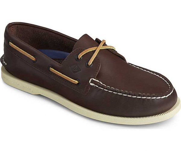 Sperry Mens AO Brown