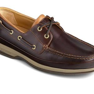 Sperry Mens Gold Boat ASV Amaretto