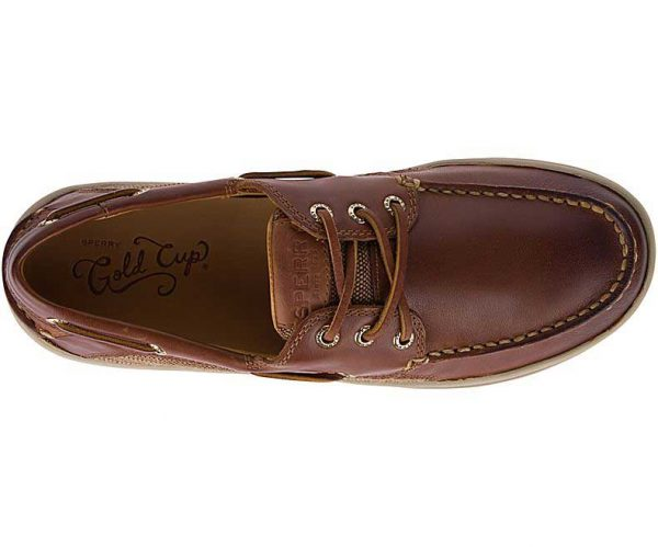 Sperry Mens Gold Game Fish