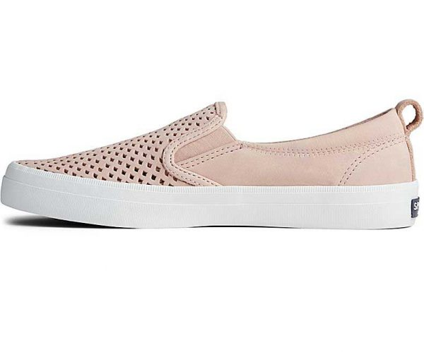 Sperry Womens Crest SO Scallop Light Rose