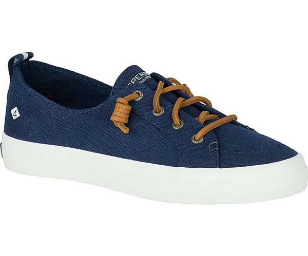 Sperry Womens Crest Vibe Linen Oat