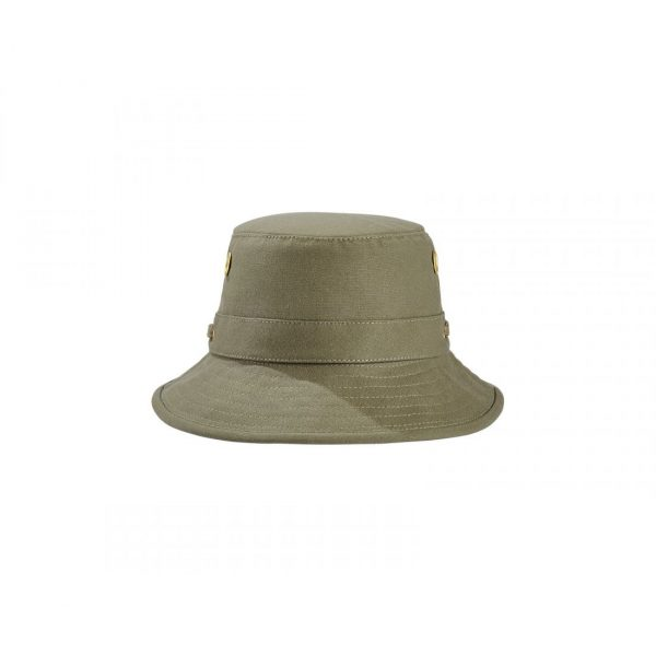 Tilley The Iconic T1 Bucket Hat OLIV 77:8