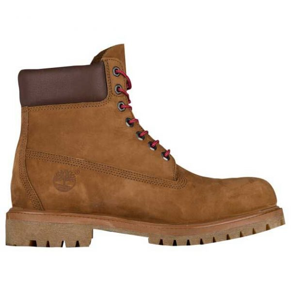 "Timberland 6"" Premium Waterproof boot-medium brown"
