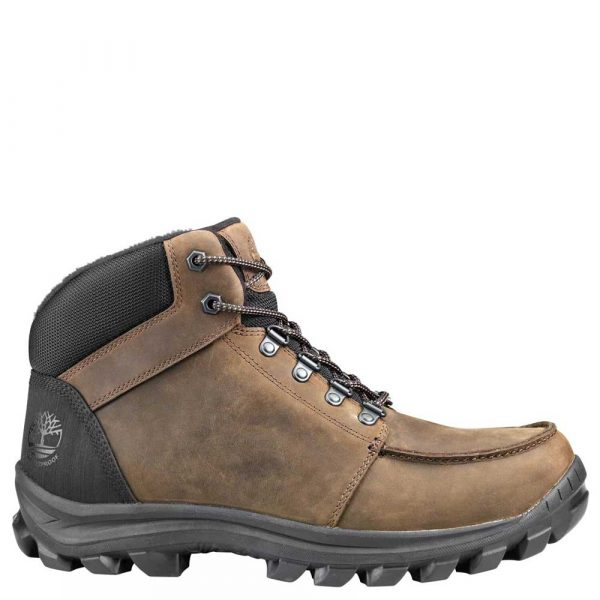 Timberland Snowblades Mid-winter Mens boots Dark Brown