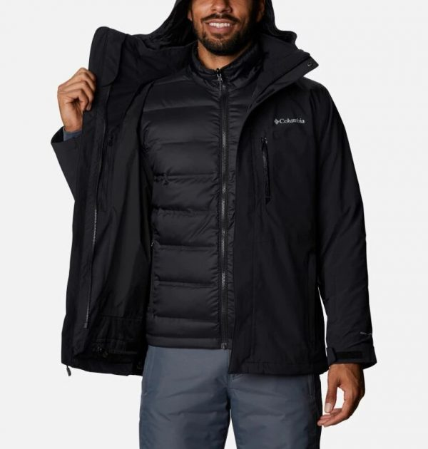 Wild Card Interchange Men's jacket