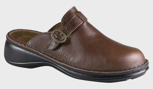 Naot Floral Aster Brown Women's