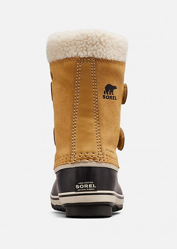 Sorel junior Childrens 1964 pac strap boots curry